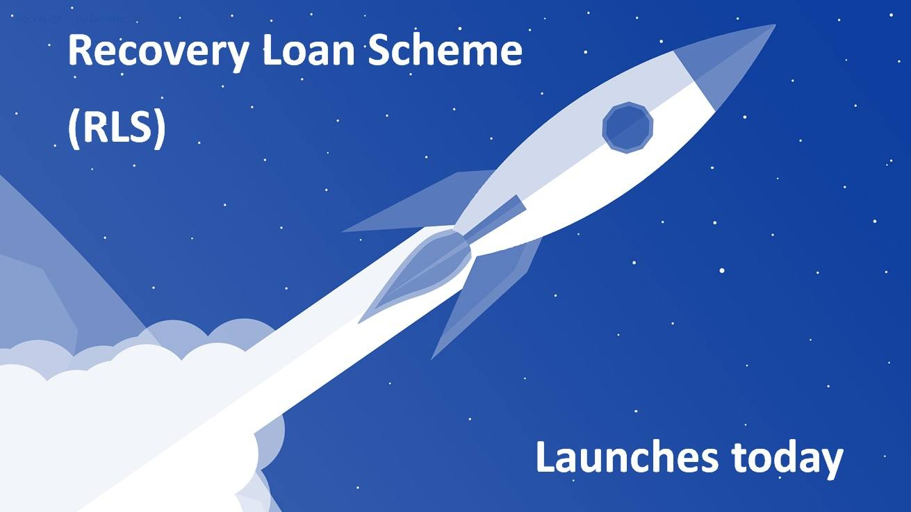 Recovery loan scheme (RLS) launches today The Funding Store
